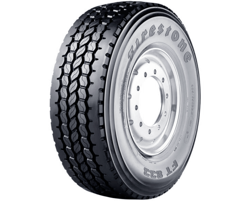 385/65R22.5 Firestone FT833 160K